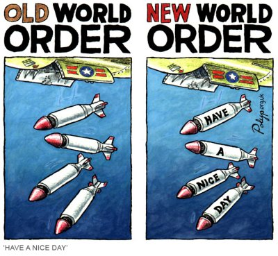 """The New World Order has been planned for a long time and it ain't so """"New"""" in essence only in some forms."""