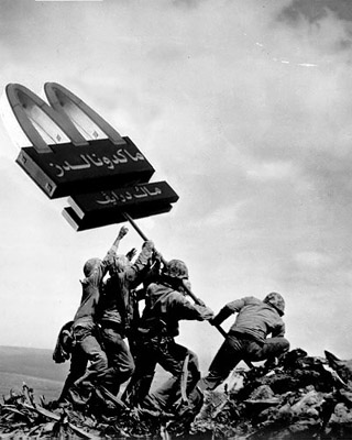 """Nutritional Imperialism: """"Big-Mac-ing the World"""""""