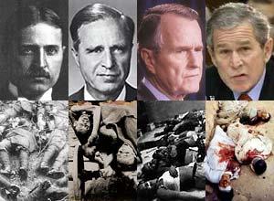Bush Dynasty of Death and Fascism