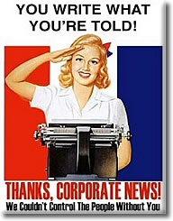 MSM: Shills and Stenographers to the ACCESS controllers