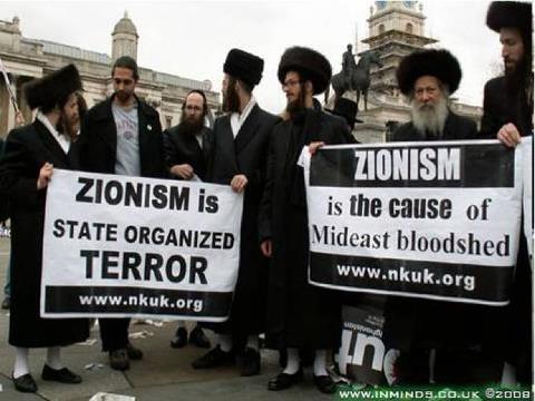 Zionism is terror 549469_265167286930052_1788499287_n