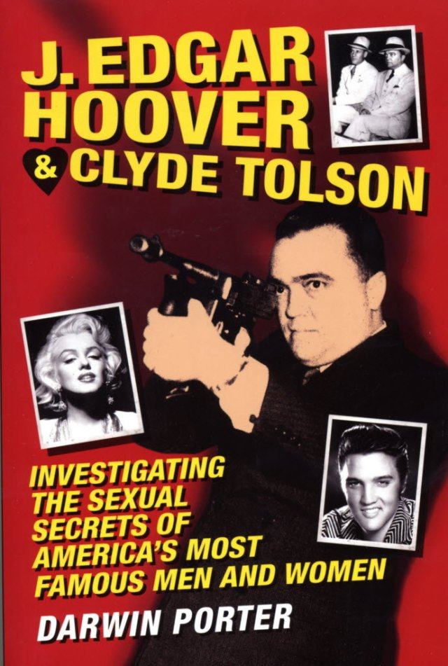 Like with Petraeus, the more that comes out on Hoover and Tolson the sleazier and more over-rated they appear. The only award I could see for them as appropriate would be the Mr J  Edgar Hoover and  Mrs, Clyde Tolson Hoover Award for Pioneering Achievements in Same Gender Marriage