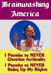 brainwashing America