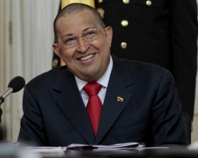 Chavez assassination victim Venezuelan-President-Hugo-Chavez