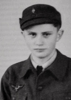 nazi pope ratzinger youth