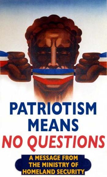 patriotism and propaganda