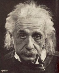 """Two things are infinite: the universe and human stupidity; and I'm not sure about the universe.""  ― Albert Einstein"