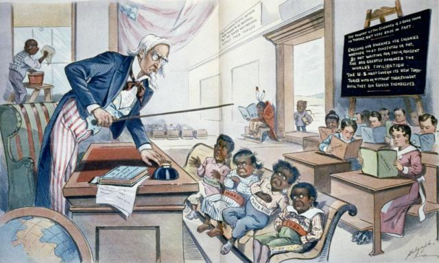 imperialism School_Begins_1-25-1899 full resolution