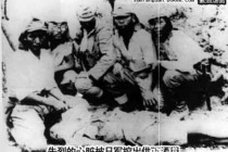 人心下酒,也就日本人能喝下去。环球网论坛 Only Japanese soldiers could wash down the heart of a martyr with sake