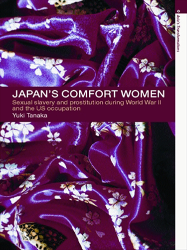 "JAPANESE SEX SLAVES WERE SLAVES NOT ""COMFORT WOMEN"" OR ""PROSTITUTES"""