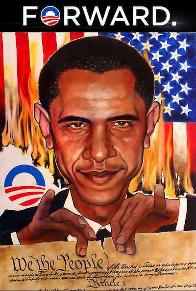 ObamaTearingConstitution