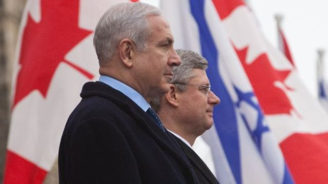Netanyahu and Harper: Comparing Notes