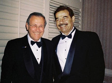 RUMMY AND SADDAM HusseinRumsfeld3