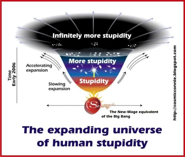 Stupidity-expanding