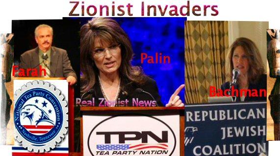zionism invaders neofara