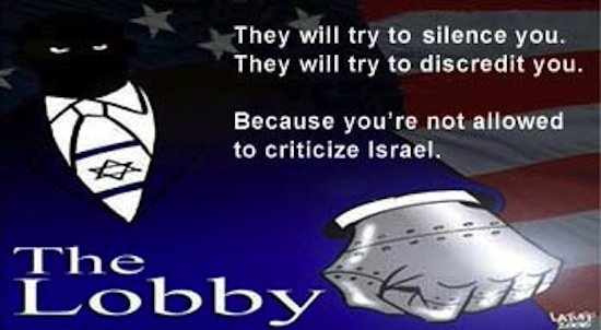 Zionist-lobby-power
