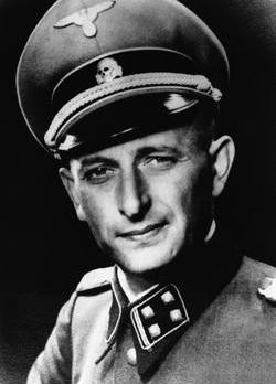 ZIONISTS AND NAZIS Adolf-Eichmann
