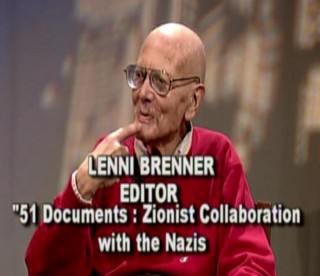 ZIONISTS AND NAZIS Lenni-Brenner-320x276