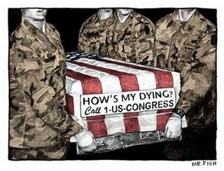 hows my dying - call 1-800USCONGRESS